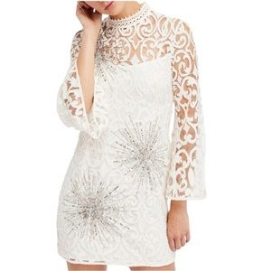 Free People North Star Lace Dress